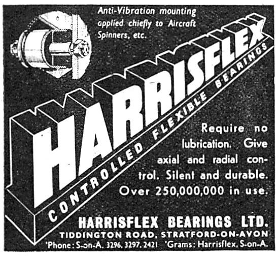 Harrisflex Bearings Flexible Bearings
