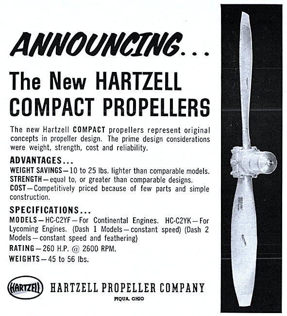 Hartzell Propellers