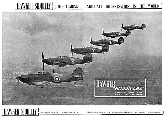 Hawker Siddeley - Hawker Hurricane