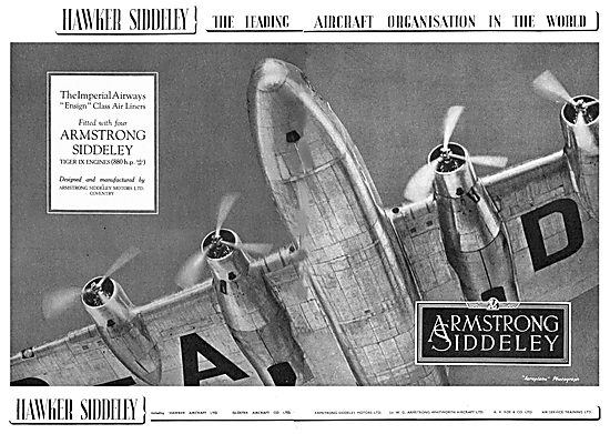 Hawker Siddeley : Armstrong Siddeley
