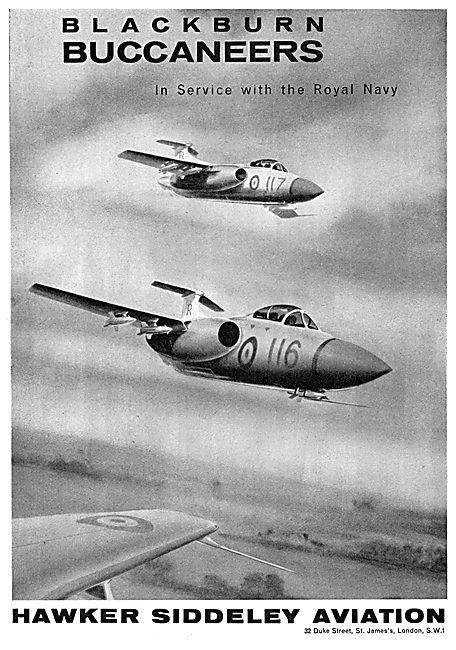Hawker Siddeley Blackburn Buccaneer