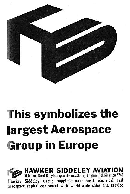 Hawker Siddeley Group - Hawker Siddeley Aviation 1970