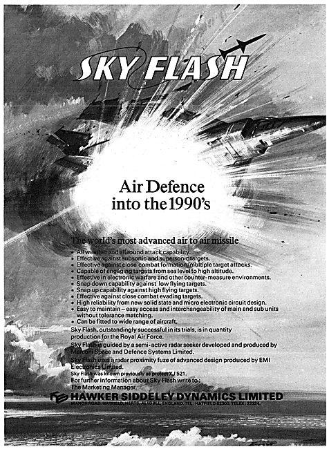 Hawker Siddeley Skyflash