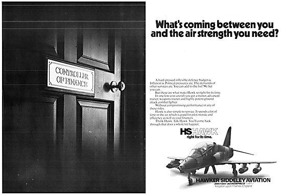 Hawker Siddeley Hawk