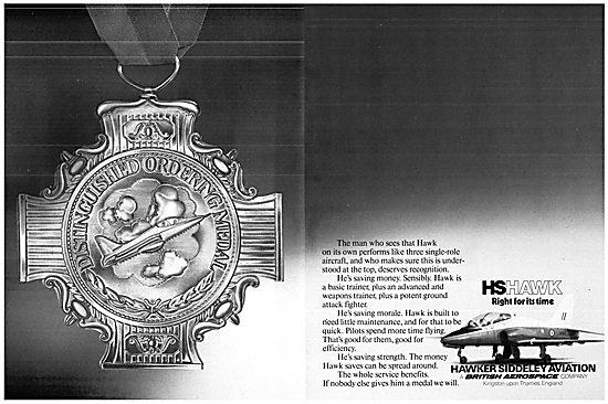 Hawker Siddeley HS Hawk