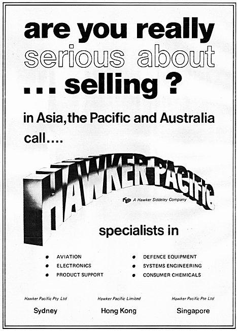 Hawker Pacific - Hawker Siddeley