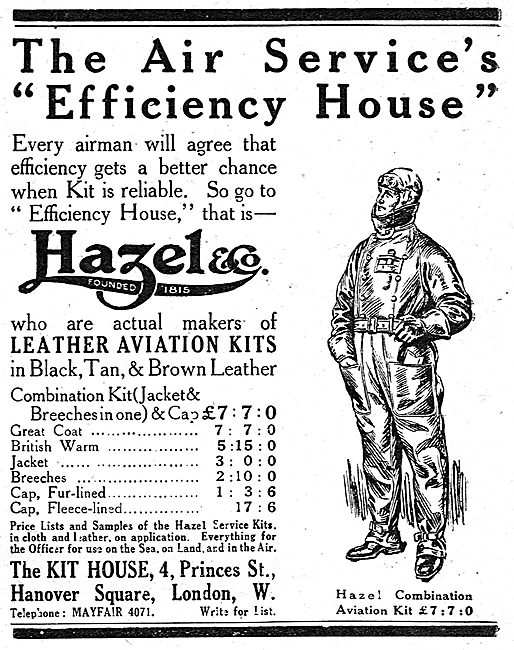 Hazel & Co Aviators Kit - The Air Services
