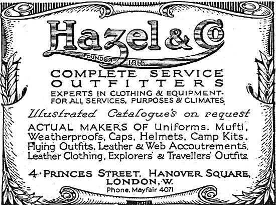 Hazel & Co - Complete Service Outfitters
