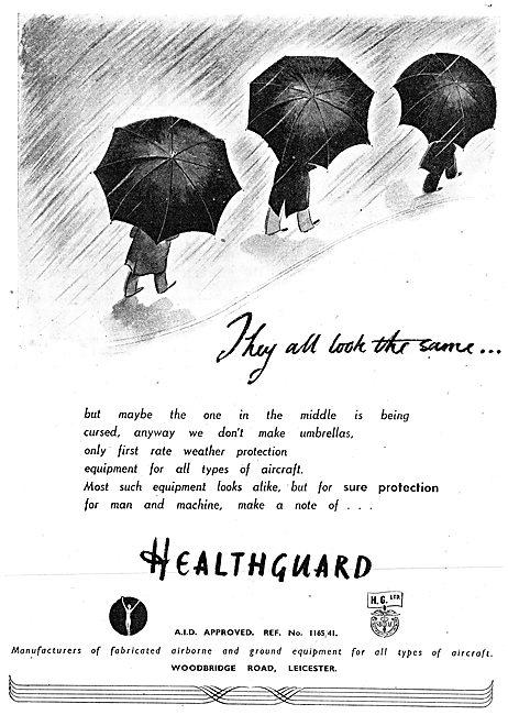 Healthguard Protective Covers