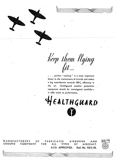Healthguard - Aircraft Weather Protection & Ground Equipment