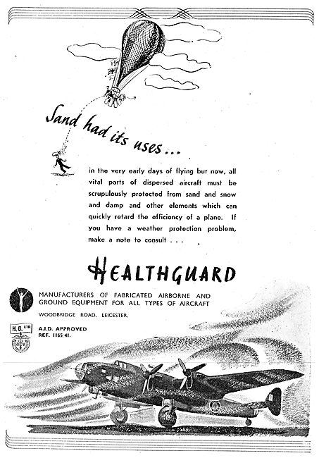 Healthguard - Aircraft Weather Protection