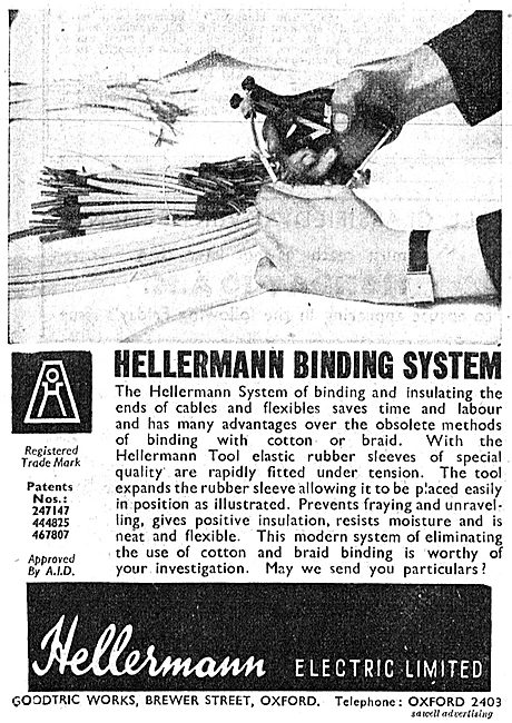 Hellermann Electrical Cable Management Tools