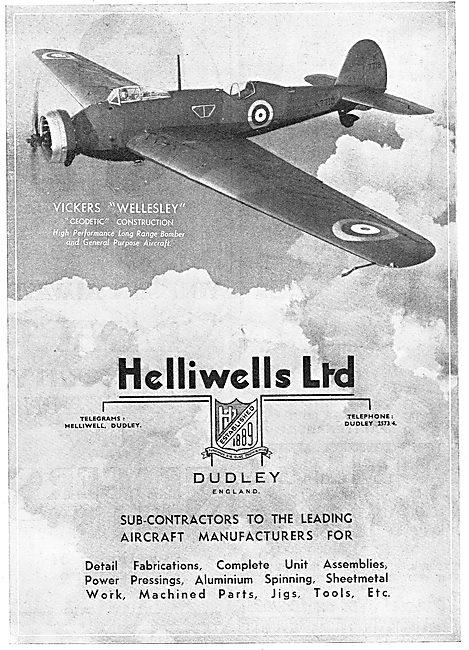 Helliwells Aviation Contractors