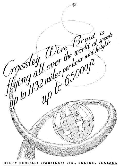 Crossley Wire Braid