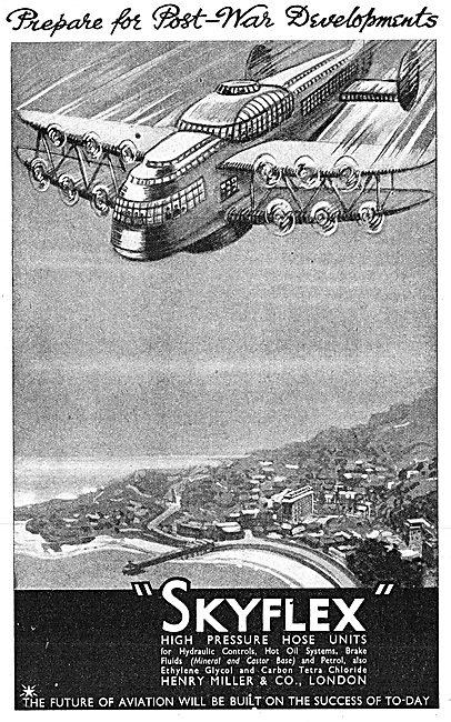 Henry Miller And Co : Skyflex High Pressure Hose Units