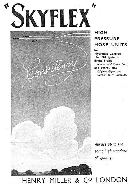 Henry Miller And Co :  Skyhi Aircraft Jacks & Skyflex Hoses