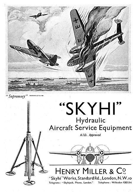 Skyhi Hydraulic Aircraft Service Equipment