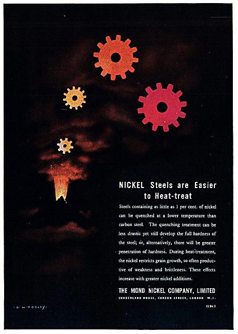 Henry Wiggin Nickel Steels & Nimonic Alloys