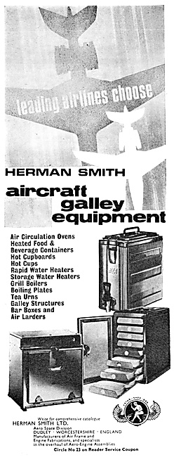 Herman-Smith Aircraft Galley Equipment