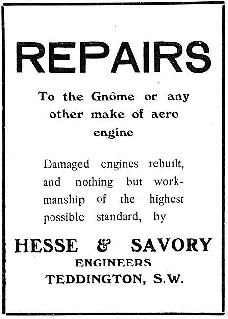 Hesse & Savory Engineers