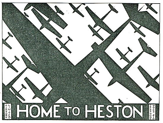 Heston Air Park - Home To Heston