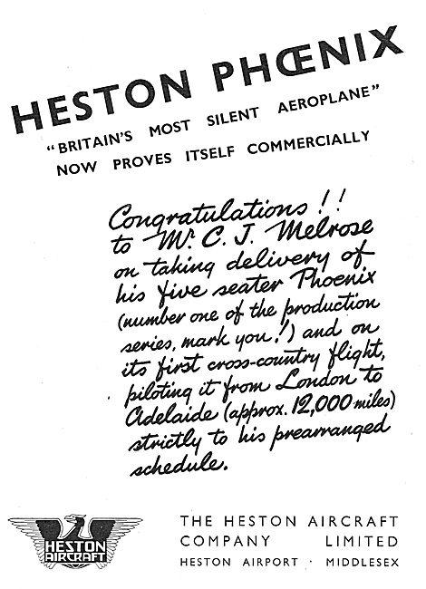 Heston Phoenix