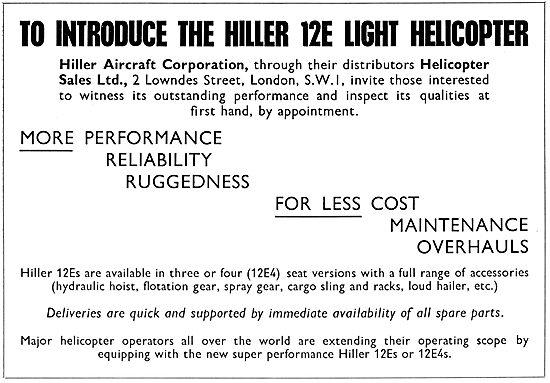 Hiller 12E