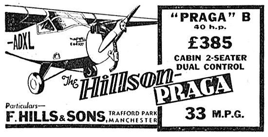 Hillson Praga B