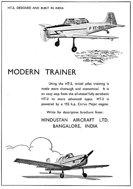 Hindustan HT-2