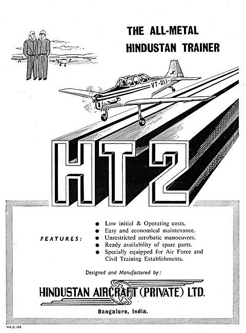 Hindustan HT2
