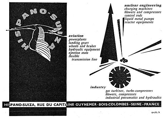 Hispano Suiza Military & Aerospace Products