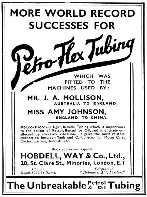 Hobdell, Way & Co - Petro-Flex Tubing