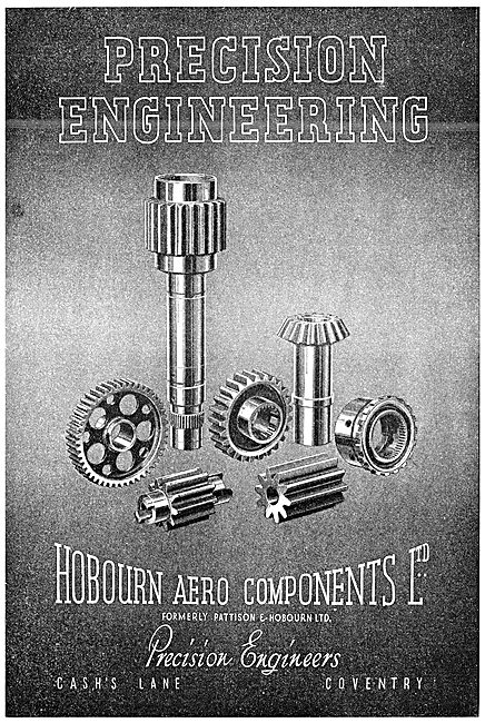 Hobourn Aero Components - Precision Engineers