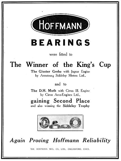 Hoffmann Bearings
