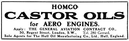 Homco Castor Oil