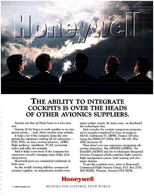 Honeywell Flight Systems & Avionics