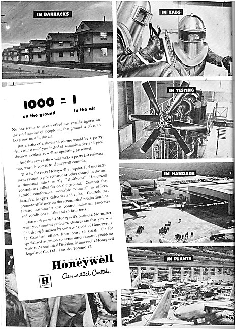 Honeywell Aircraft Controls
