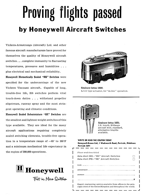 Honeywell Electrical Equipment