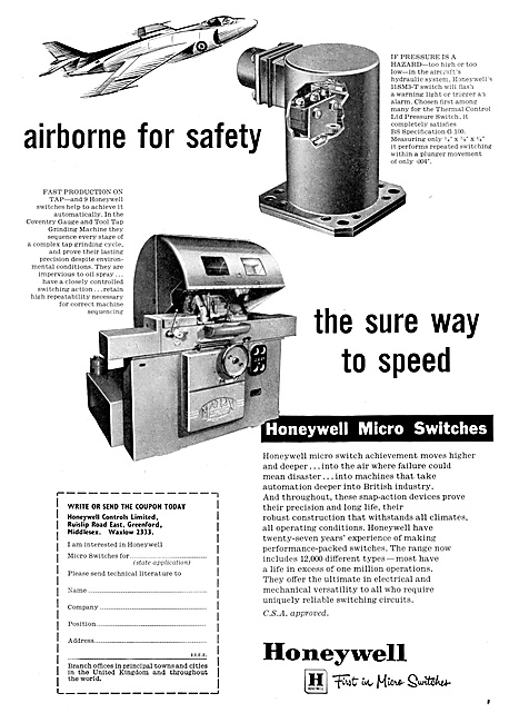 Honeywell Electrical Components