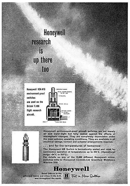 Honeywell 1EN-N19 Switch