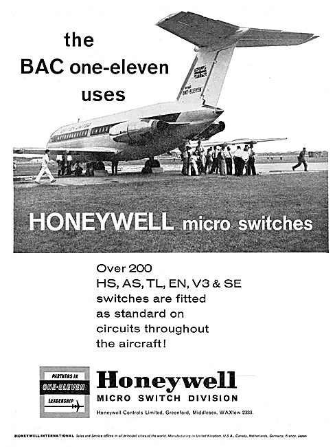 Honeywell Micro Switches HS AS TL EN V3 & SE