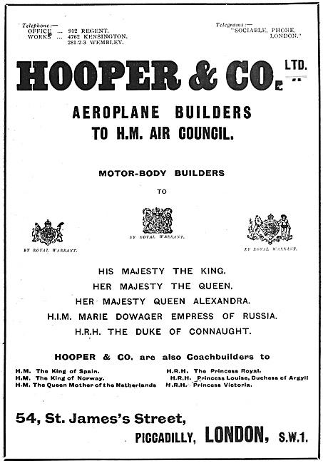 Hooper & Co - Coachbuilders