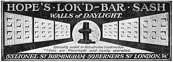 Hopes Lok'd-Bar - Walls Of Daylight For Factories Or Hangars