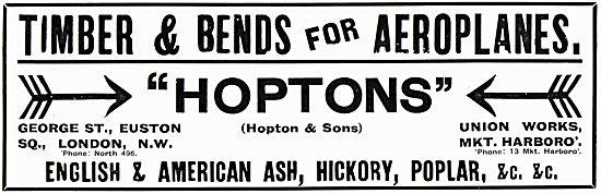 Hopton & Sons Wood Merchants
