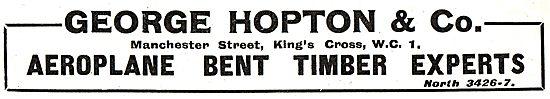 Hopton & Sons Wood Merchants - George Hopton & Co.