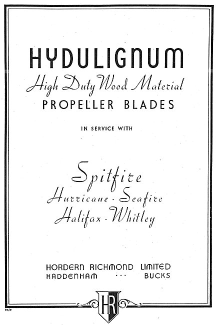 Hordern Richmond Hydulignum High Duty Wood