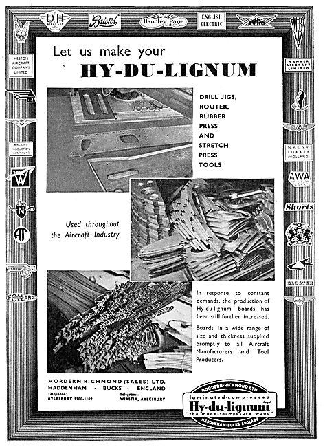 Hordern Richmond Hydulignum