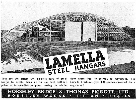 Horseley Bridge Aircraft Hangars