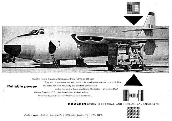 Houchin Aircraft Ground Power Units