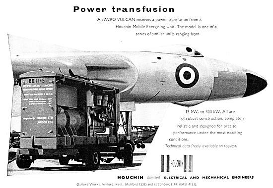 Houchin Ground Power Units. GPU